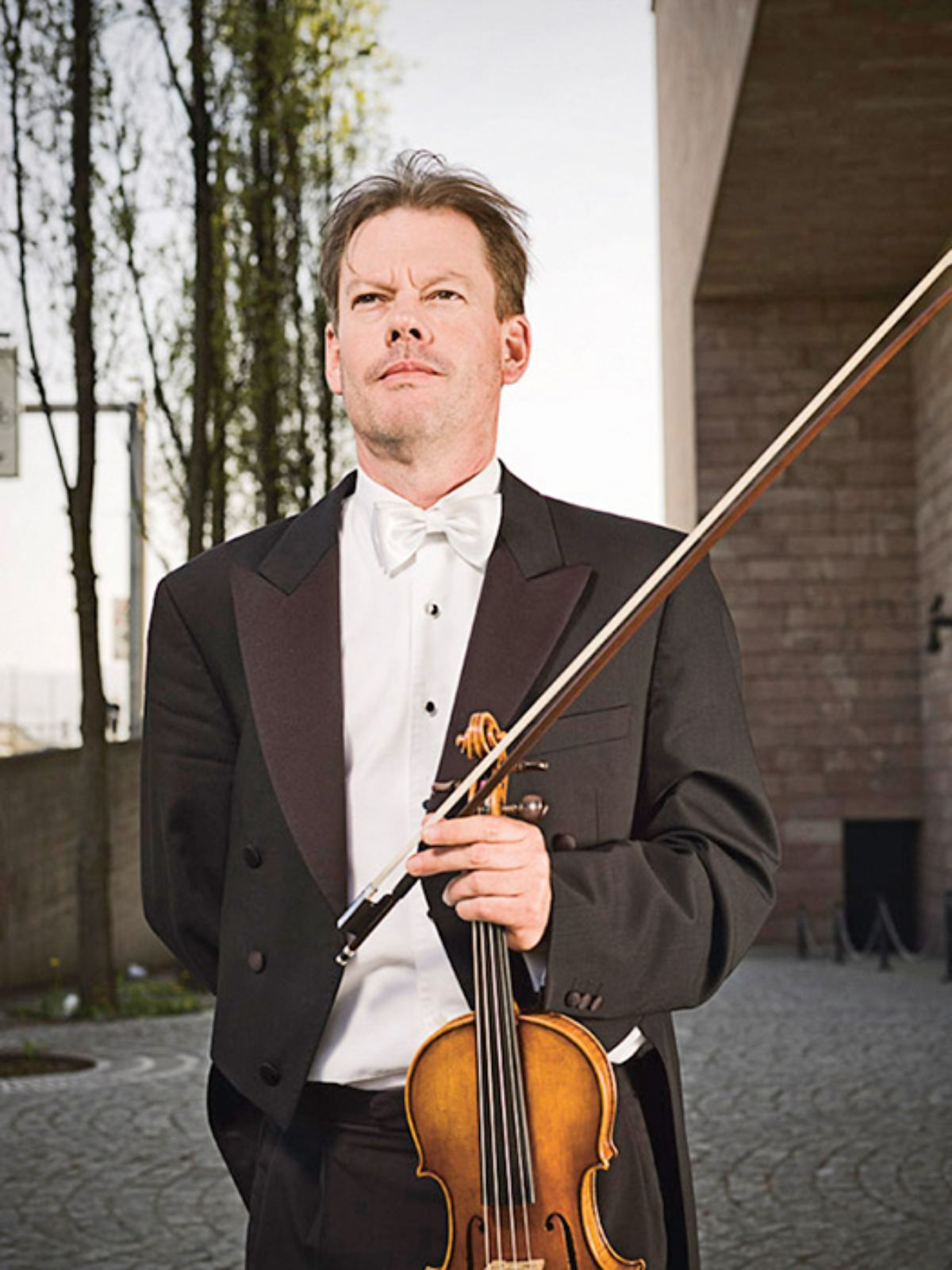 Richard Westphalen, 2. violin