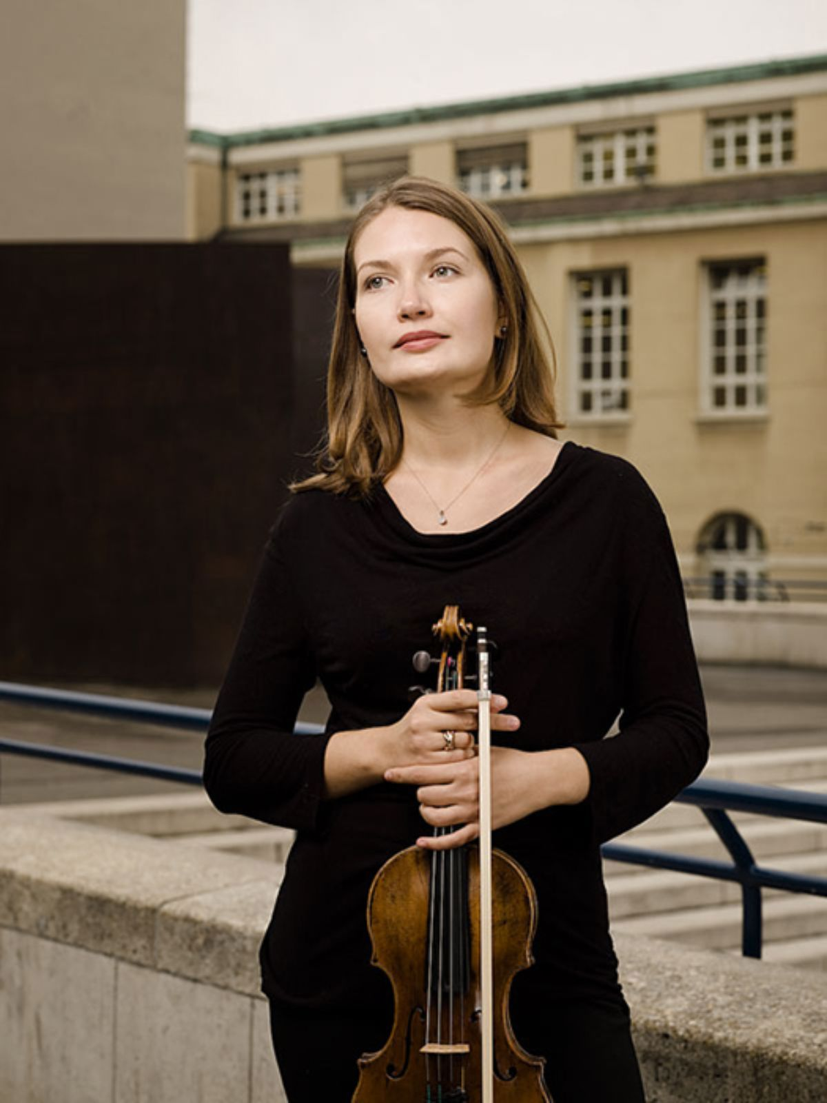 Veronika Durkina, 2. violin