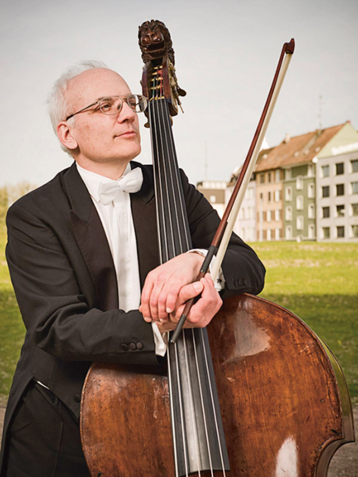 David LeClair, Kontrabass
