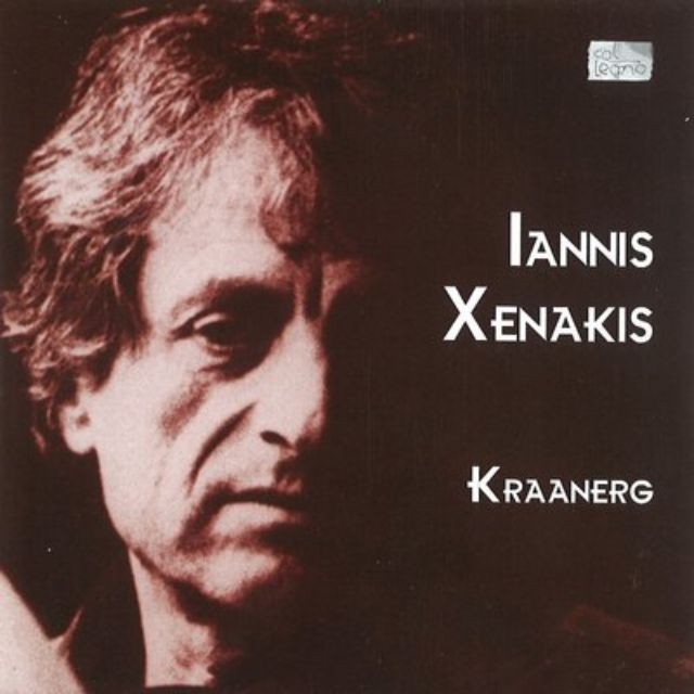 Xenakis: Kraanerg
