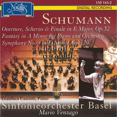 A Different Schumann Vol. 1