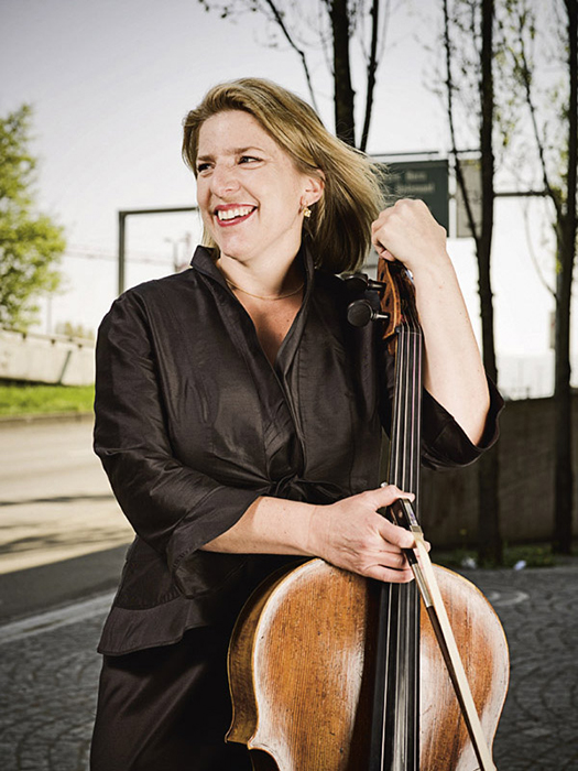 Judith Gerster, cello