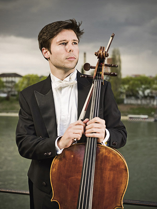 Christopher Jepson, cello deputy Solo